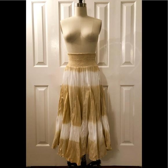 Context Dresses & Skirts - CONTEXT Peasant Skirt